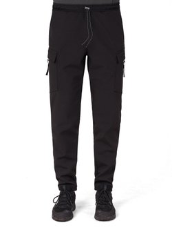 Теплые штаны 6 POCKETS FLEECE PANTS I черный 4/20, S