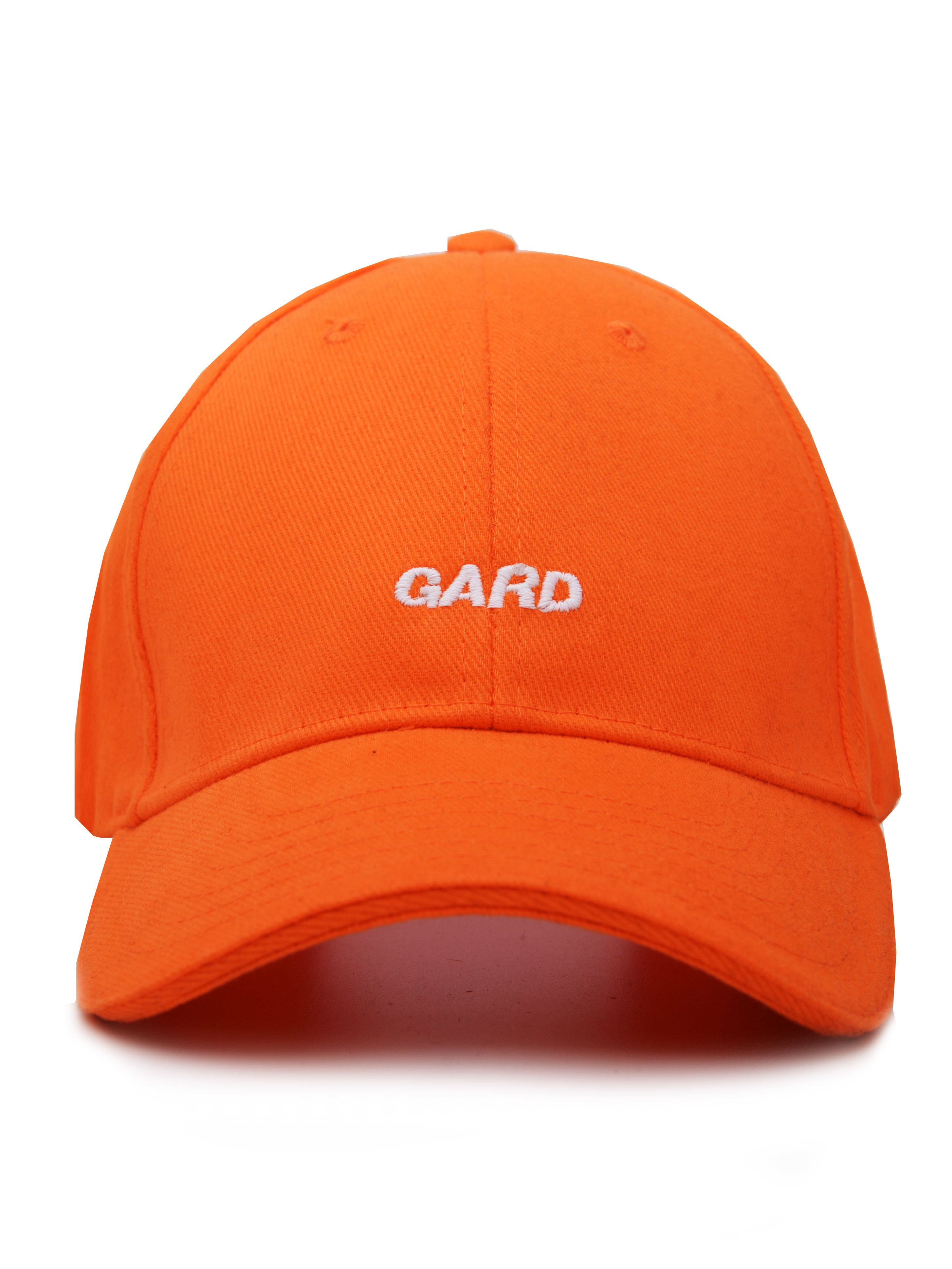 BASEBALL CAP 3/17 orange