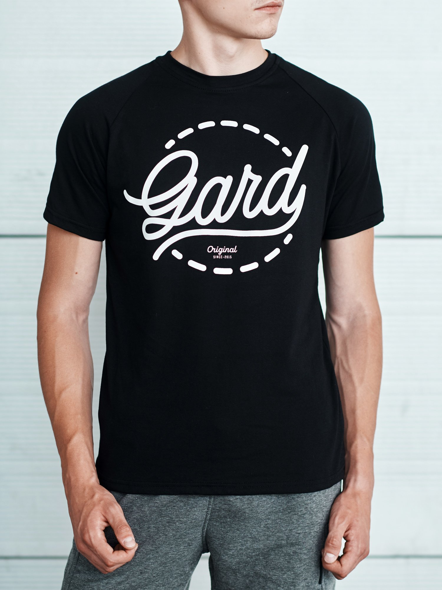 Футболка GARD ORIGINAL black 3/18