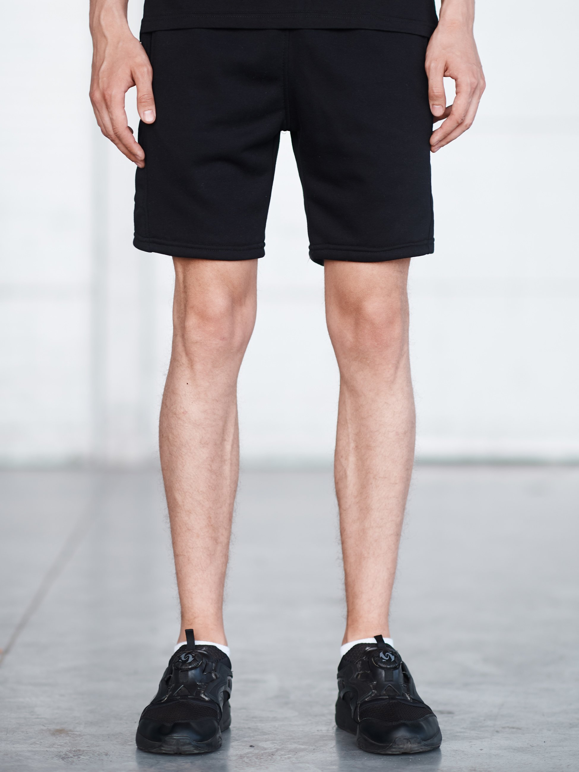 Шорты LOGO SHORTS black 2/18